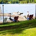 Dock and Lake