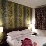 Inside room 8