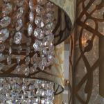 Nice chandeliers