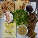 Greek Platter......