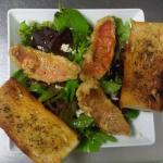 Barbouni (Red Mullet) Salad