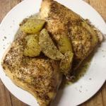 Lemonato (Roasted Lemon Chicken with Potatoes)