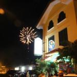 Año nuevo hotel y bar oz