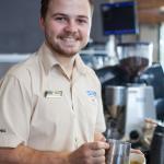 Deliciously smooth espresso