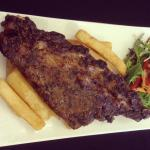 Our Famous Half Kilo Spicy BBQ or Asian Lime Ribs