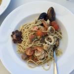 Spaghetti Marinara - delicious