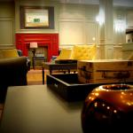 Piano Bar Reception area