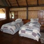 Nkwazi Lodge, Chalet Interior