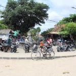 Pantai Sindhu street