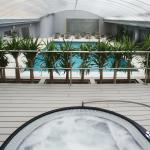 Indoor Pool at GSpa by Altis Grand Hotel