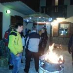 Vin Brulè party