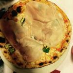 Pizza Porchetta e Zucchine