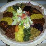 Lalibela Platter
