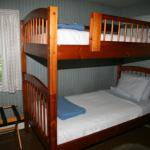 Trillium Room, the little bunk room in the Farmhouse