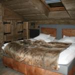 Haupt-Schlafzimmer Alm-Chalet