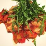 Lasagne van kaas en groenten, heerlijk