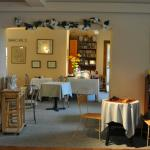 The Creamery Dining Room and Lobby