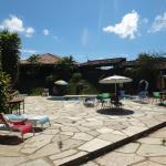 Restaurante principal (ao lado da piscina)