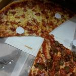 Mega Pizza....