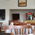 Restaurante Aladym - parte interna