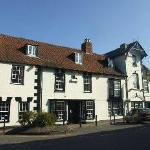 The Lion Hotel, Buckden, is a historical pride of Cambridgeshire. Even once housing Henry VIII.