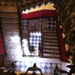 Cage d'escalier …