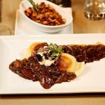 Braised Beef & Wild Mushroom Ragu Pierogies