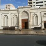 A beautiful masjid