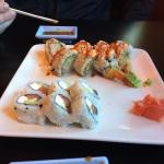 Philly Roll & the Mexican Roll