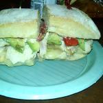 Santa Fe Sandwich- delicious!