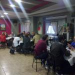 comida en fiestas