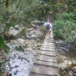 徒步与露营游览