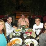 Great dining at Edoardo's in Grand Cayman!