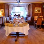 Delightful Breakfast Room - Healthy Temptations!