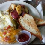 Brazilian Breakfast,  my favorite I have had it many times, its great