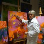 Atelier d'Isabelle, hôtesse et artiste peintre