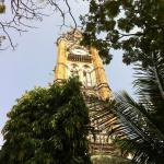 The clock tower in all its beauty