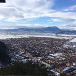 View from Rasnov Castle