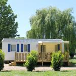 Terrasse Mobil-Home Espace