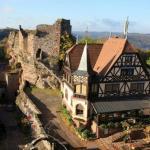 Camping Les Portes d'Alsace Foto