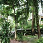 Зеленый отель