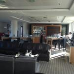 but still the Club Lounge the very best