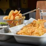 Weavers Restaurant Cod and Chips