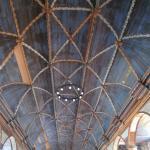 Ceiling - Santa Maria de Loreto - Achao