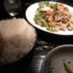 Guangxi Pork salad