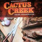 Cactus Creek, Bonanza Casino, Reno, NV