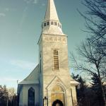 Beautiful church in sugar Bush NH