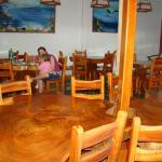 Lugar donde se desayuna o se puede utilizar para cenar o almorzar