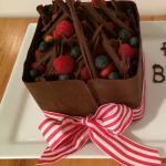 a birthday @ Q