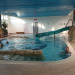 La piscine, 30 degrés !